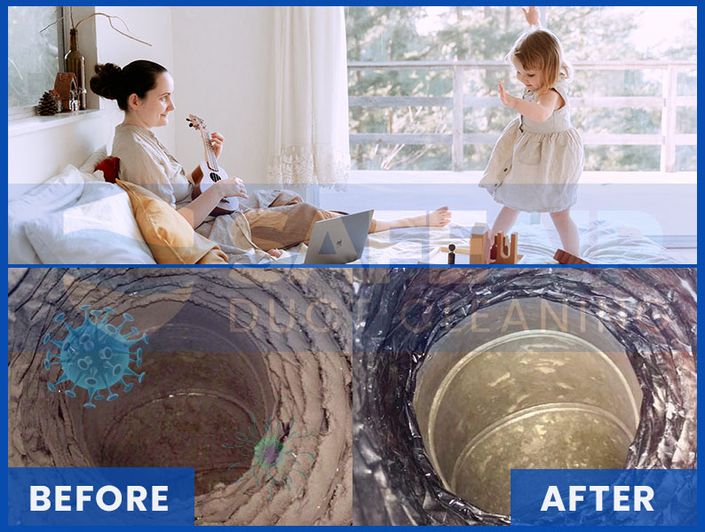 Salt Lake City Air Duct Cleaning