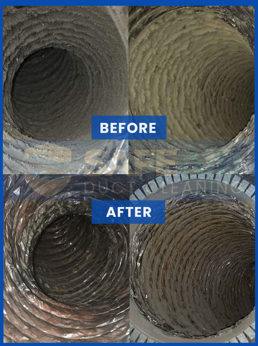 Millcreek air duct cleaning